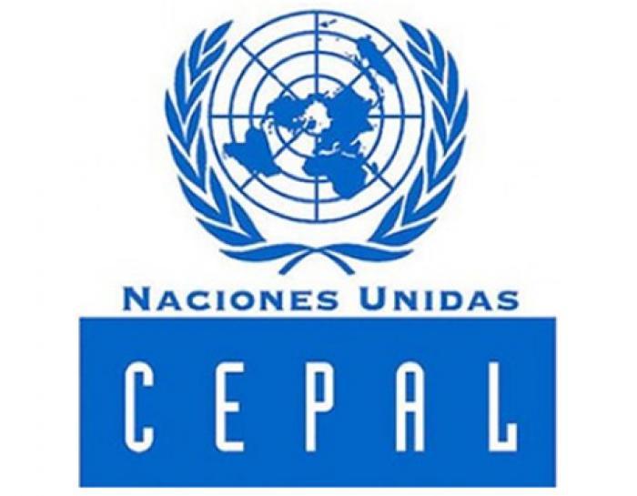 Logo der UN-Wirtschaftskommission für Lateinamerika und die Karibik (Cepal)