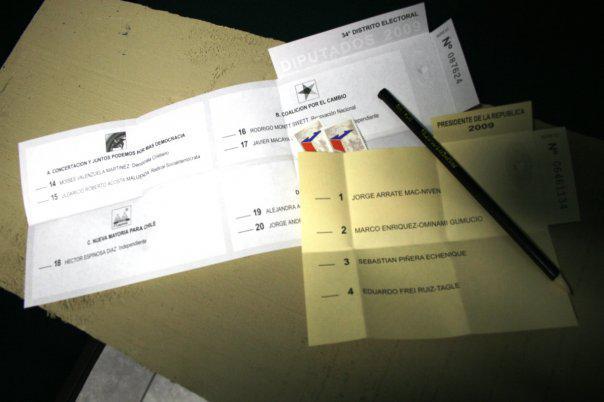 In Chile wird an diesem Sonntag gewählt