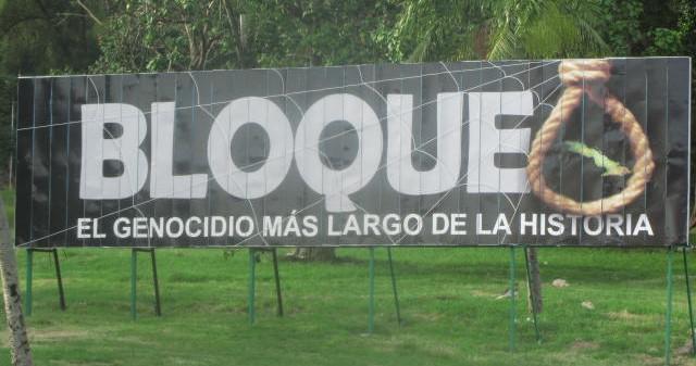 """Auf der Landstraße nach Havanna: """"Blockade. Der längste Genozid der Geschichte"""""""