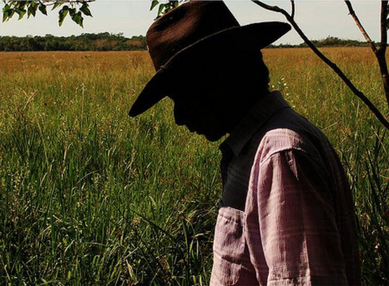 Kleinbauer in Paraguay: Die Not sorgte für Proteste