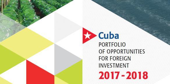 Der Investitionskatalog von Kuba stellt Möglichkeiten für ausländische Investoren zusammen