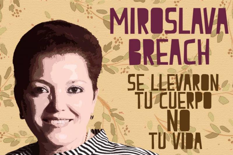 Die Journalistin Miroslava Breach Velducea wurde vor ihrem Haus erschossen