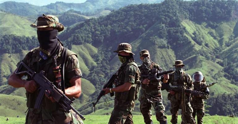 Die AGC hat Unterstützung von Militärs, Polizisten, Politikern in Kolumbien