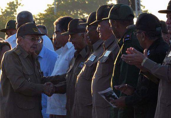 Kubas amtierender Staats- und Regierungschef Raúl Castro