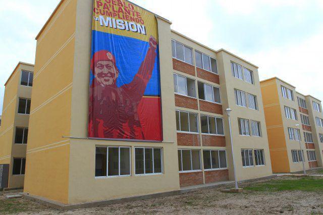 Sozialwohnungen in Venezuela