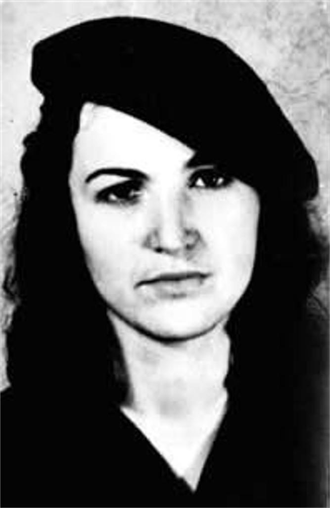 "Tamara Bunke, alias ""Tania"""