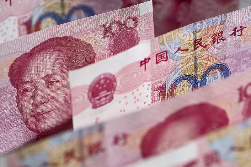 """Die Regierung schafft einen """"Korb von Währungen"""". Dazu gehört auch die chinesische Landeswährung Yuan"""