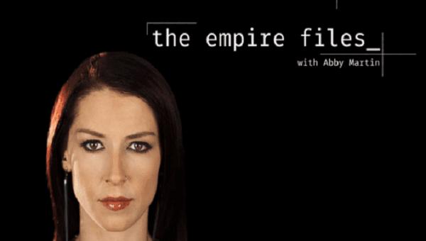 Die US-Journalistin Abby Martin musste ihr Programm bei Telesur einstellen. Nun ruft sie zu Spenden auf