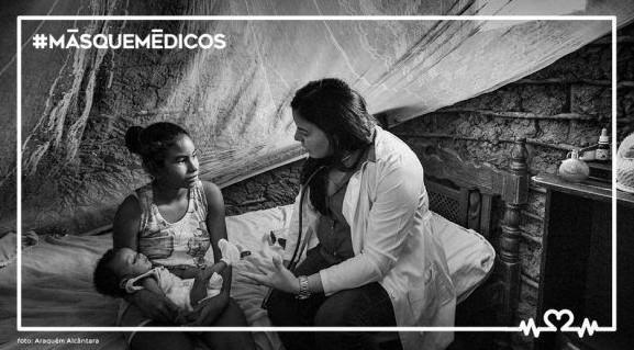 """Millionen Brasilianern steht von nun an """"dank"""" der makabren Entscheidung Bolsdonaros der kubanische Gesundheitsdienst nicht mehr zur Verfügung"""