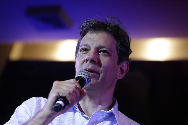 Auch Haddad will in Brasilien an die Regierung