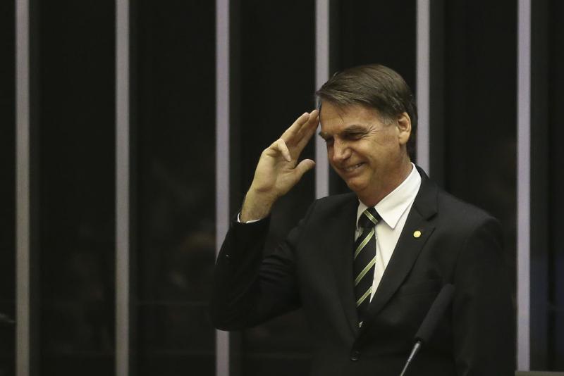 """Die Wahlbehörde Brasiliens ermittelt gegen Jair Bolsonare wegen """"Unregelmäßigkeiten"""" in seiner Wahlkampffinanzierung"""