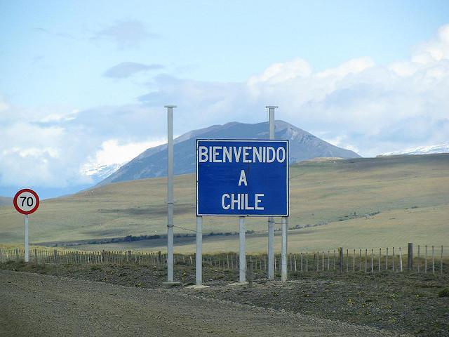 """""""Willkommen in Chile"""" - dies gilt nicht für alle Menschen"""