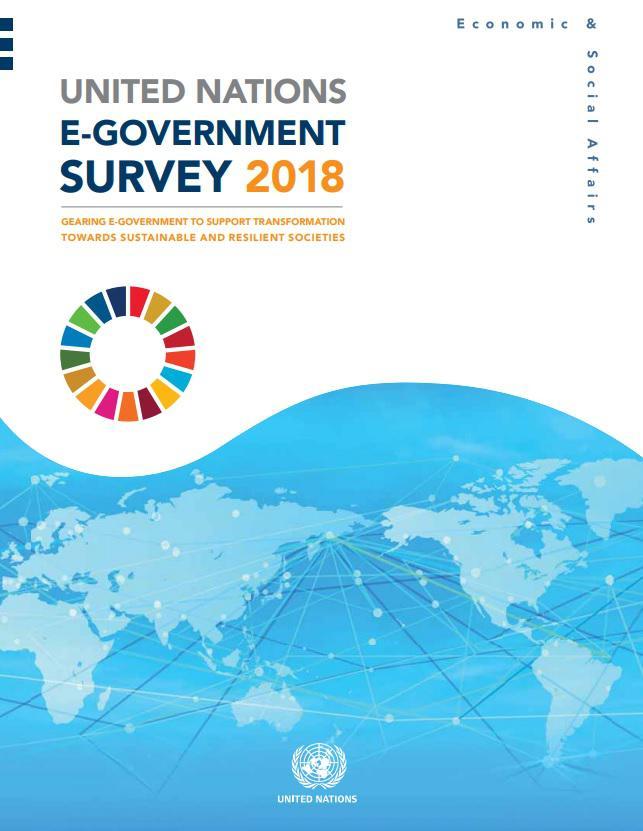 Laut der UNO ist Uruguay weltweit auf dem 34. Platz im Ausbau der digitalen staatlichen Infrastruktur