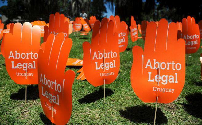 In Uruguay ist der Schangerschaftsabbruch seit 2012 legalisiert