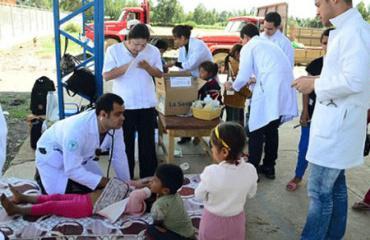 Mediziner in Bolivien nehmen die Arbeit wieder auf
