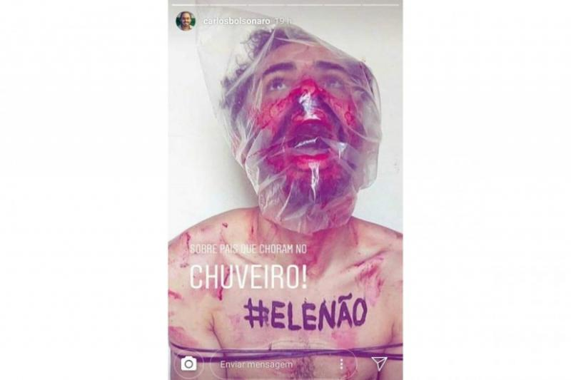 Bolsonaro brasilien folter elenao opposition