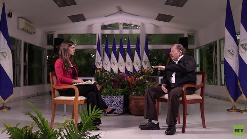 Daniel Ortega im Interview: Washington versucht, das Verständnis zwischen der Staatsführung und dem Unternehmertum zu stören, das für die Entwicklung jedes Landes wichtig ist