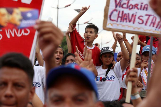 """""""Wir haben den notwendigen Sieg bereits erreicht, alles Weitere kann nicht mehr warten"""", so die größte Basisorganisation Venezuelas, CRBZ"""