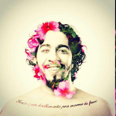 Fürchtet in Brasilien um sein Leben: Der homosexuelle PSOL-Politiker Jean Wyllys