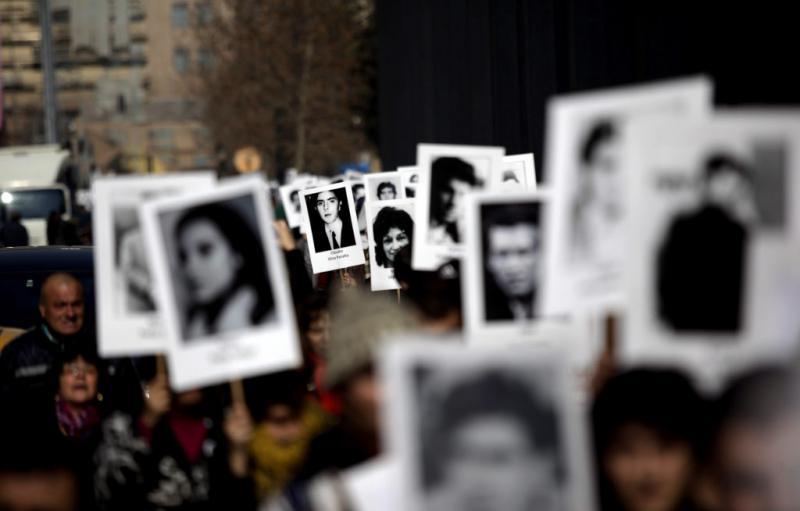 """Bei der DINA-""""Operation Colombo"""" gegen die MIR in Chile wurden 19 Frauen und 100 Männer ermordet"""