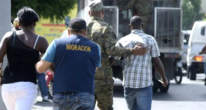 2018 hat die Dominikanische Republik 132.322 Migranten abgeschoben oder an den Grenzen zurückgewiesen