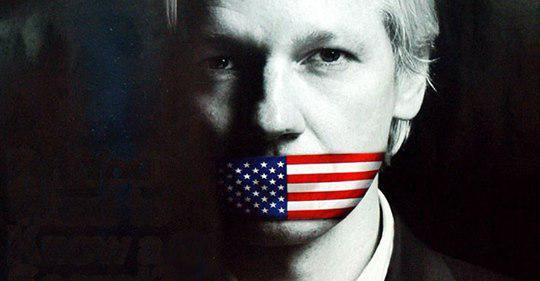 Dem Mitbegründer von Wikileaks, Julian Assange, droht die Auslieferung in die USA