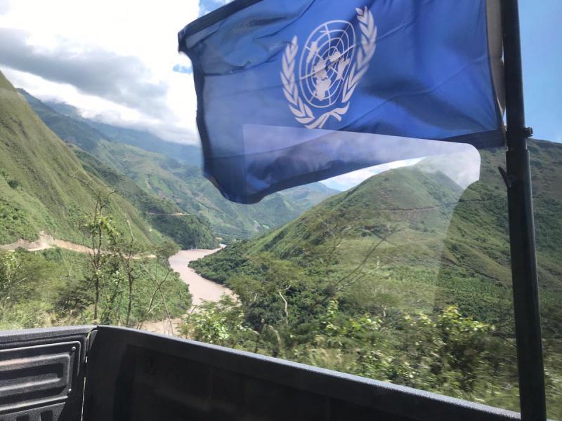 Die Prüfungsmission der UN in Kolumbien zeigt sich besorgt über die Morde an sozialen und Menschenrechtsaktivisten sowie ehemaligen Farc-Angehörigen