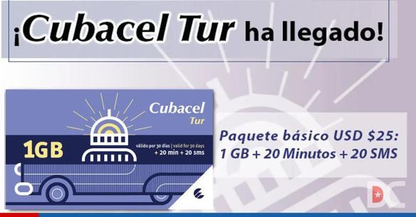 Mit einer speziellen SIM-Karte für Touristen will Kuba den Zugang zum mobilen Internet für Reisende vereinfachen