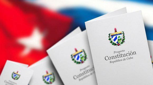 Bei dem Referendum am 24. Februar In Kuba stimmten 86,8 Prozent der Wahlberechtigten die neue Verfassung