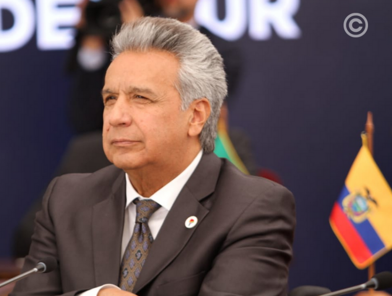 Lenín Moreno wirft Vorgänger Rafael Correa Korruption vor - muss sich aber selbst mit Ermittlungen der Generalstaatsanwaltschaft auseinandersetzen
