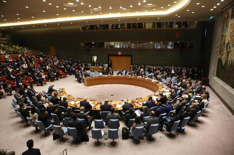 Der UN-Sicherheitsrat tagte am Donnerstag auf Antrag der USA erneut zu Venezuela