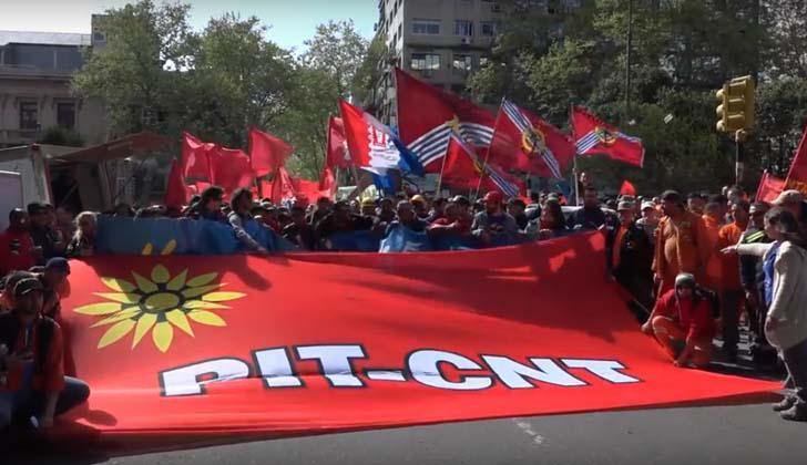 Der Gewerkschaftsdachverband von Uruguay will im Falle einer militärischen Intervention in Venezuela den Generalstreik ausrufen
