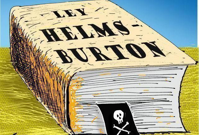 """Mit dem """"Helms-Burton Act"""" wurde unter Präsident Präsident Bill Clinton im Jahr 1996 die US-Blockade gegen Kuba weiter verschärft"""