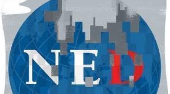 """Die vom US-Kongress gegründete Stiftung NED verteilt Geldmittel an verschiedene Organisationen für einen """"regime change"""" in Kuba"""