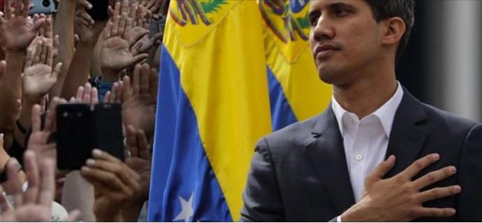 Image durch Korruptionsfälle angeschlagen: Juan Guaidó