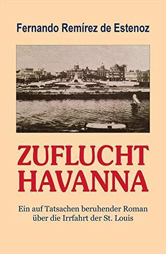 """Das Cover von """"Zuflucht Havanna"""""""