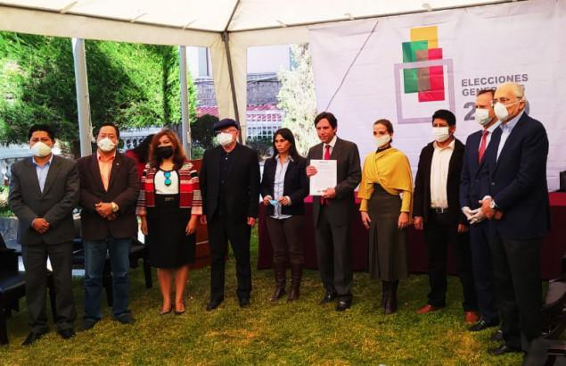 Das Oberste Wahlgericht von Bolivien verkündet die Übereinkunft für Wahlen Anfang September