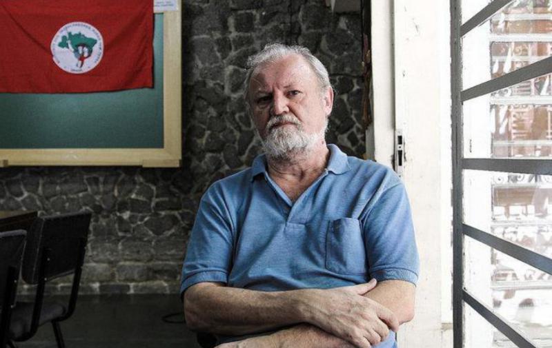 João Pedro Stedile, Aktivist der Landlosenbewegung MST