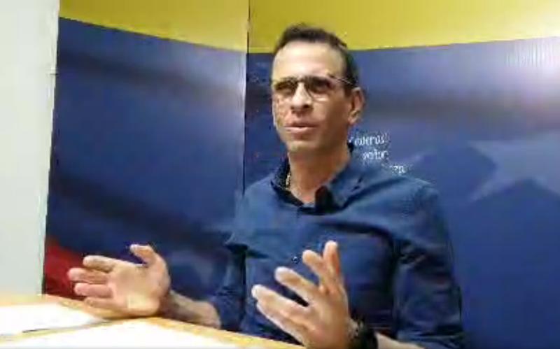 Henrique Capriles Radonski, eine Stimme in der venezolanischen Opposition mit Gewicht