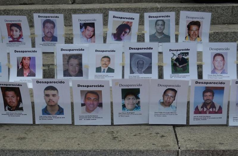 Das gewaltsame Verschwindenlassen geschieht in vielen Ländern Lateinamerikas weiter