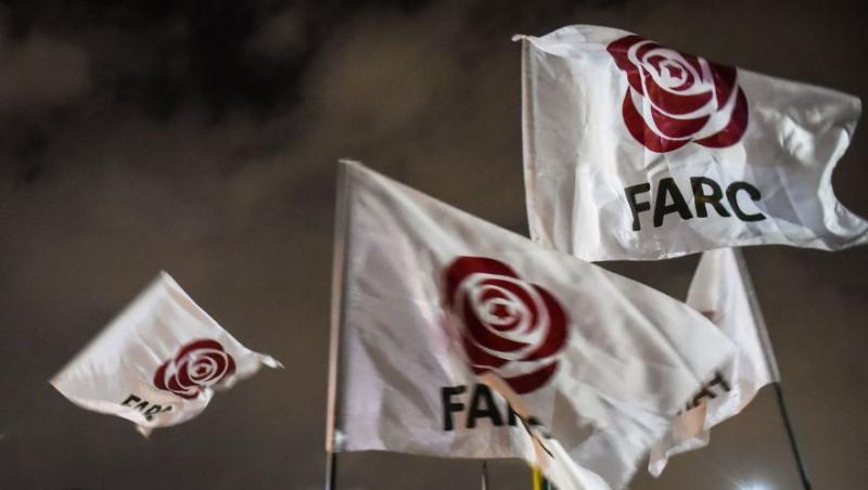 """Die Nachfolgeorganisation der Guerilla, die """"Partei der Rose"""", steckt in einer tiefen Krise"""