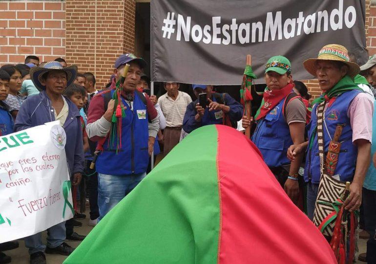 Der Cric macht die Regierung von Iván Duque teilweise für die Gewaltwelle am Wochenende verantwortlich