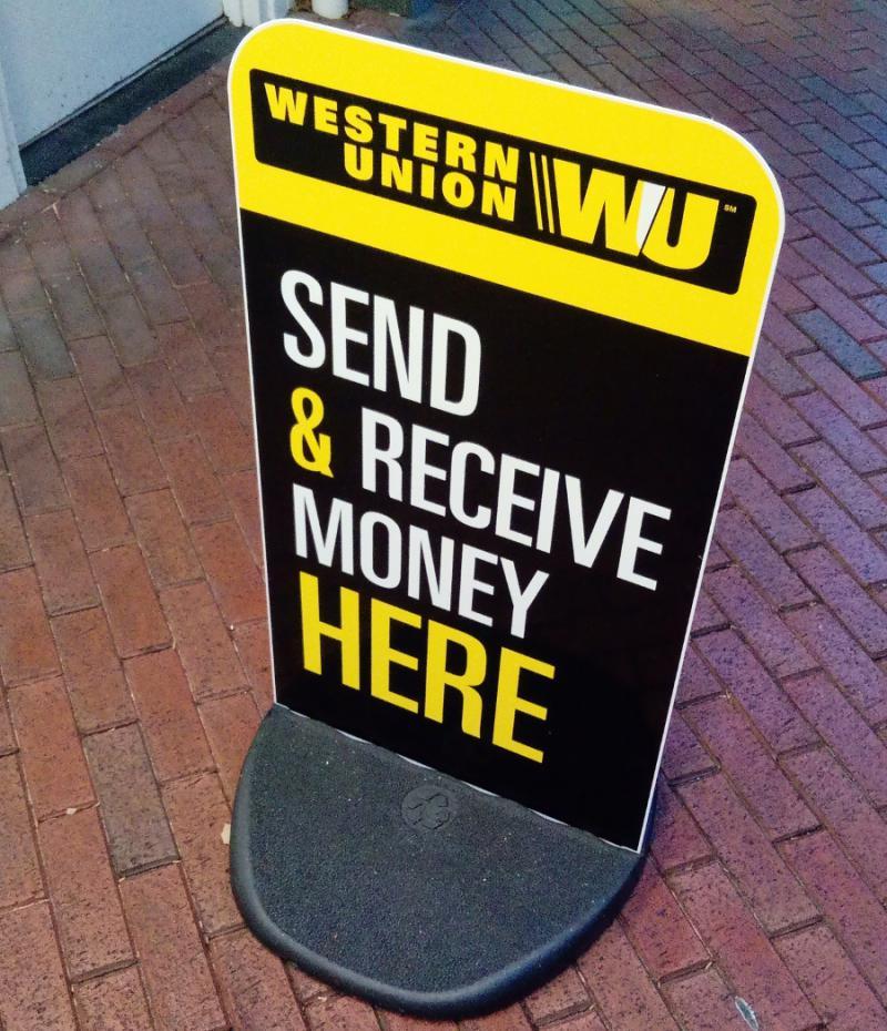 ...aber nicht nach Kuba: Western Union stellt sämtliche Zahlungen aus Europa und anderen Teilen der Welt ein