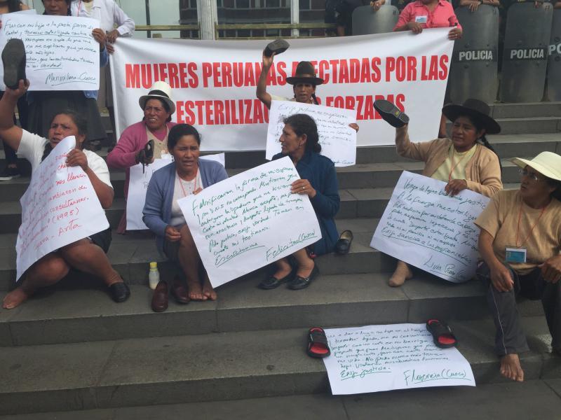 Warten auf Gerechtigkeit: Opfer der massenhaften Zwangssterilisationen der 1990er-Jahre