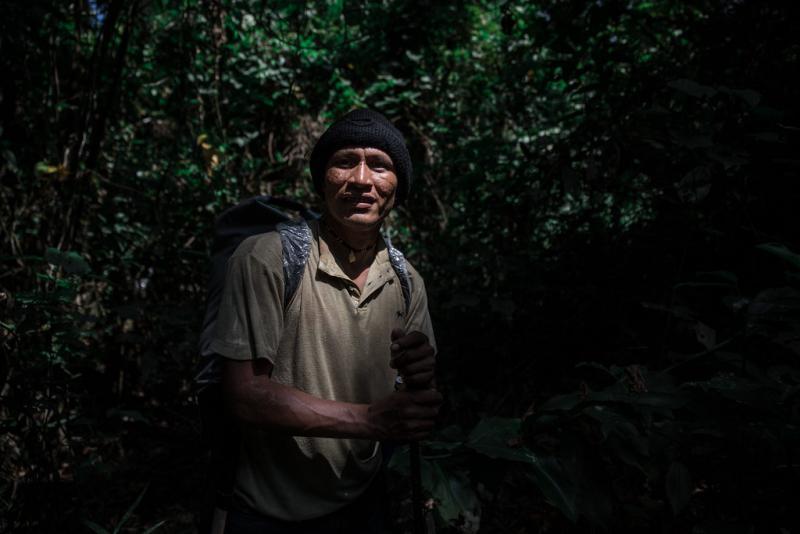 Mitglieder der Yanomami fürchten derzeit weitere Angriffe