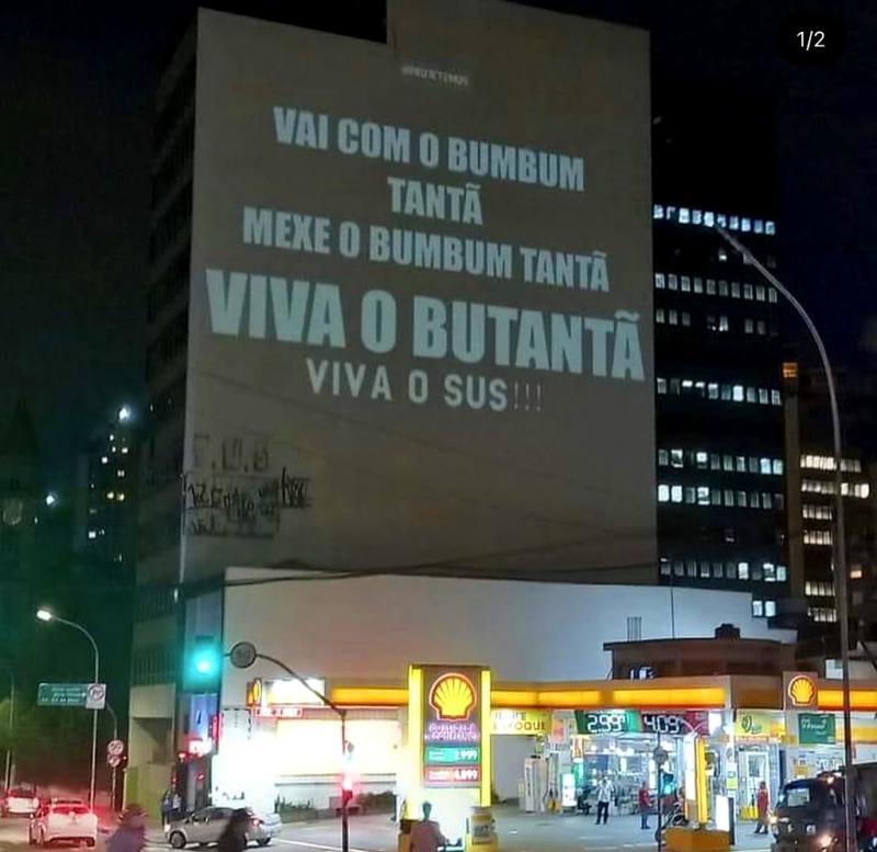 """MC Fiotis Remix seines Megahits """"Bum Bum Tam Tam"""" ist als """"Vacina Butantan"""" zur Hymne der Impfkampagne geworden"""