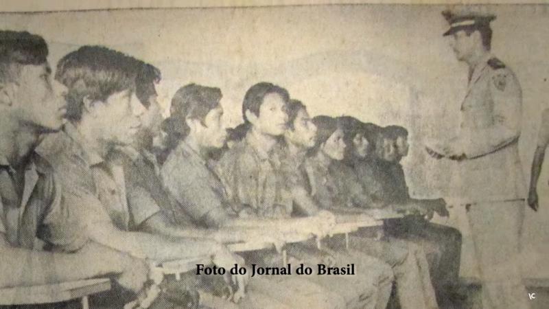 """Im """"Reformatório Krenak"""" wurden Indigene eingesperrt"""