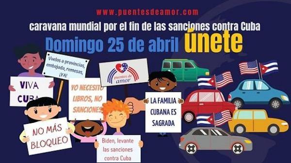Solidarität auf allen Kontinenten: weltweite Proteste gegen die US-Blockade gegen Kuba am Wochenende