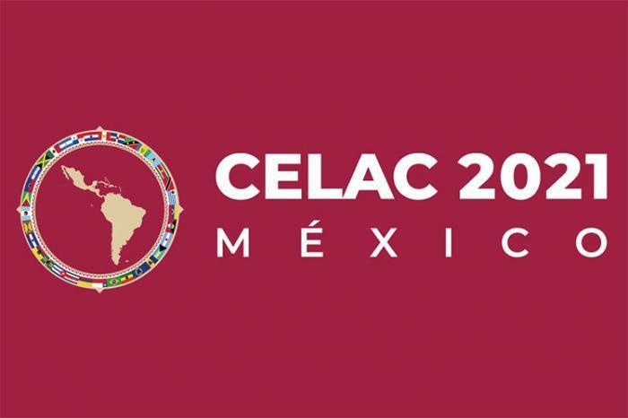Der 6. Celac-Gipfel findet im Palacio Nacional de México statt