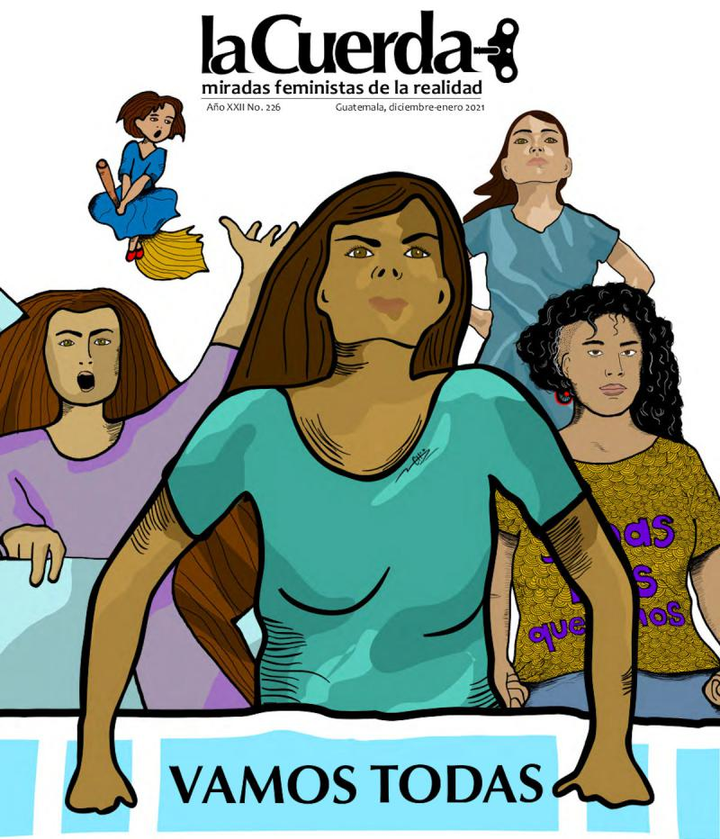 Engagement gegen verbreitete Gewalt gegen Frauen und Mädchen